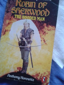 Hooded Man 1