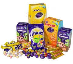 Cadburys eggs