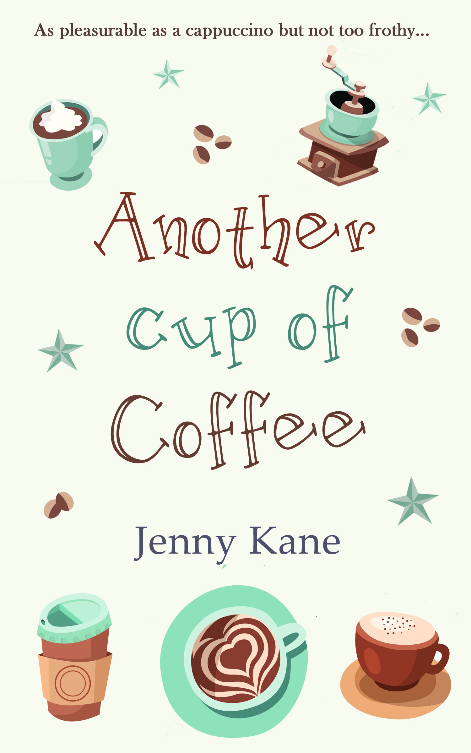 BOOK LAUNCH PRESS RELEASE for Another Cup of Coffee | Jenny Kane