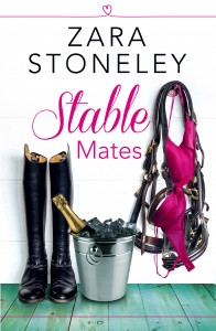 Zara Stoneley Stable mates cover