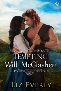 Tempting Will McGlashen by Liz Everly