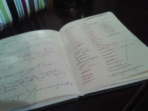 AGOC notebook