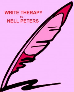 write therapy cover