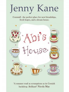 Abi's House new cover