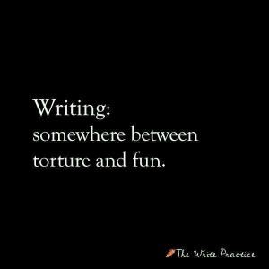 Between torture and fun