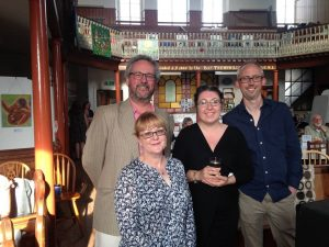 Crime Thru Time- Michael Jecks, Kate Griffin, Ruth Ware & Chris Ewan