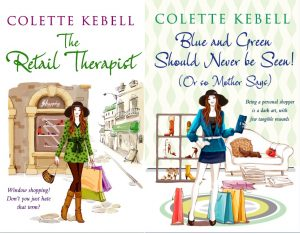 Colette Kebell covers