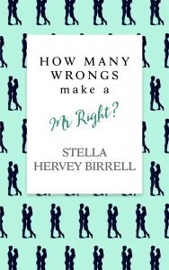 My debut novel, How Many Wrongs make a Mr Right?