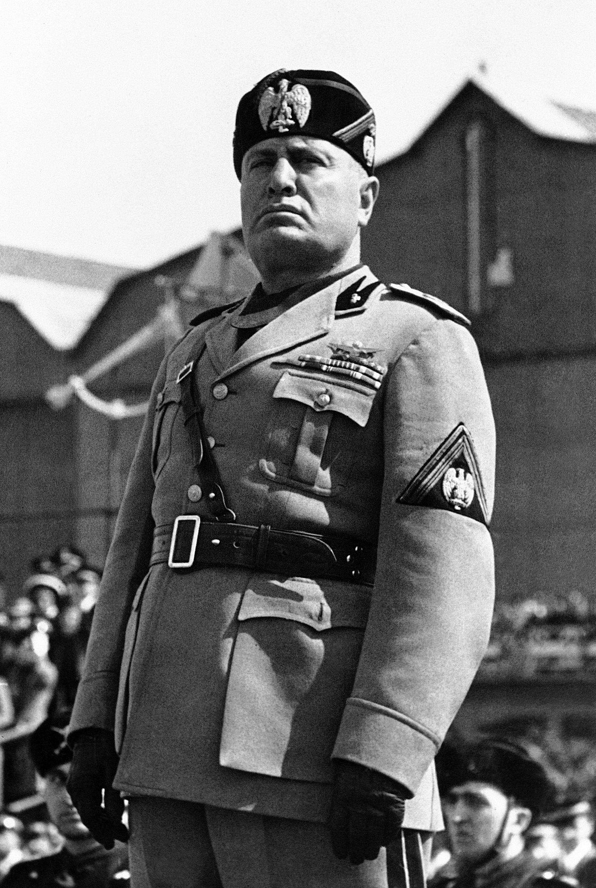 the history of benito amilcare andrea mussolini the italian leader from nineteen twenty two to ninet Benito amilcare andrea mussolini (29 july 1883 — 28 april 1945) was an italian fascist politician who was leader of italy from 1922, pretty much up to his death unlike his german contemporary adolf hitler, he was never in official command of his nation due to king victor emmanuel iii nominally.