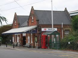 westbury station