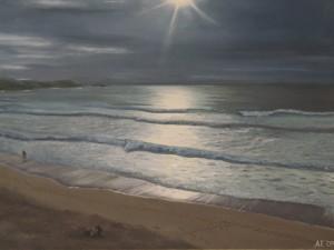 Fistrel Beach by MayoArt