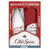 Old Spice- add spice