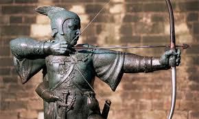 Robin Hood Statue - Nottingham