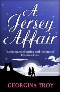 A Jersey Affair by Georgina Troy
