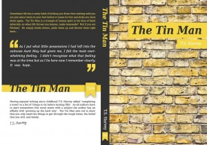 TJ Book Cover - The Tin Man