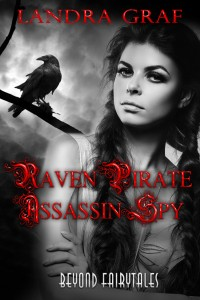 Raven Pirate Assassin Spy