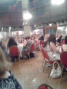 Gala Dinner in the Octagon Library