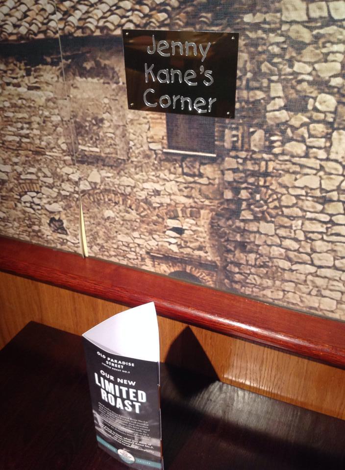 Jenny's Corner Costa