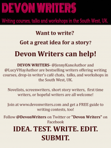 Devon Writers