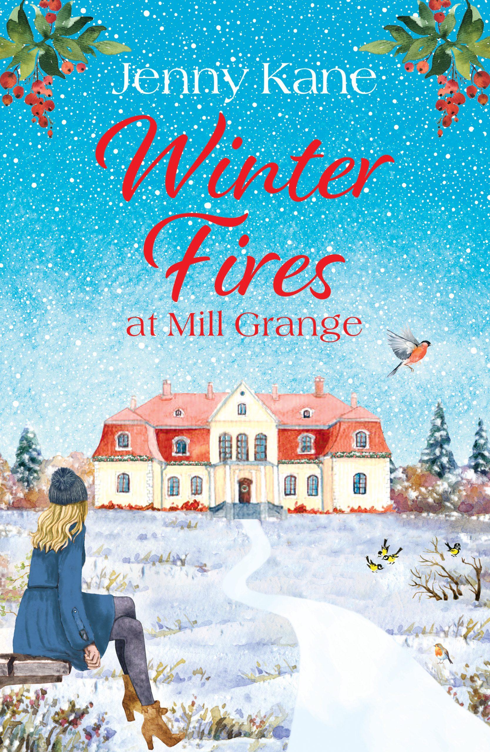 Winter Fires at Mill Grange